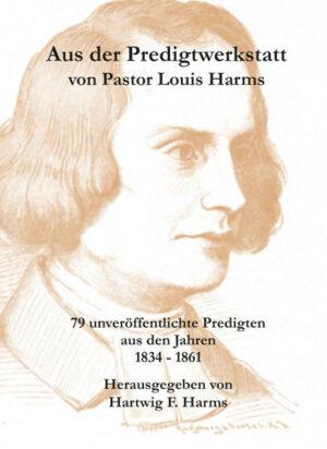 Aus der Predigtwerkstatt von Pastor Louis Harms   Bundesamt für magische Wesen