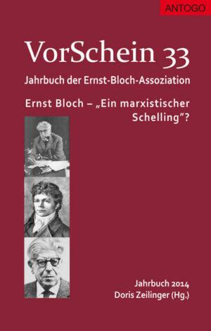 VorSchein 33 Jahrbuch 2014 der Ernst-Bloch-Assoziation   Bundesamt für magische Wesen