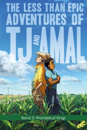 The less than epic adventures of TJ and Amal 2 | Bundesamt für magische Wesen