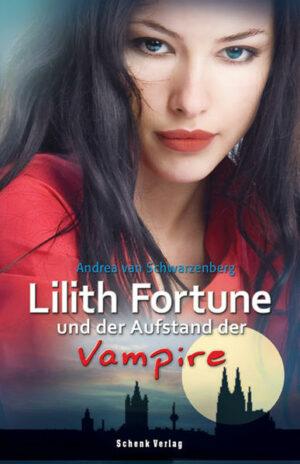 Lilith Fortune und der Aufstand der Vampire | Bundesamt für magische Wesen