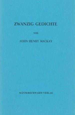 Zwanzig Gedichte