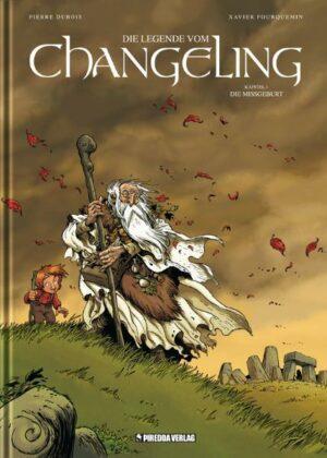 Die Legende vom Changeling Band 1 | Bundesamt für magische Wesen