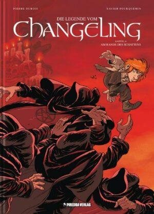 Die Legende vom Changeling Band 4 | Bundesamt für magische Wesen