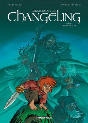 Die Legende vom Changeling Band 5 | Bundesamt für magische Wesen