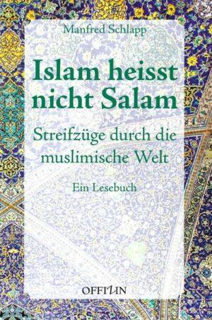 Islam heisst nicht Salam Streifzüge durch die muslimische Welt - Ein Lesebuch