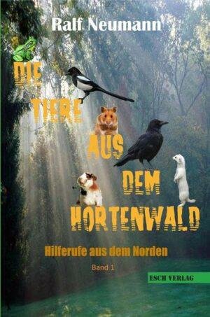 Die Tiere aus dem Hortenwald | Bundesamt für magische Wesen