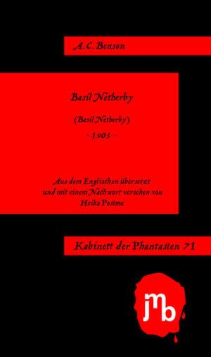 Basil Netherby | Bundesamt für magische Wesen
