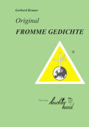 Original FROMME GEDICHTE | Bundesamt für magische Wesen