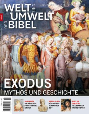 Welt und Umwelt der Bibel / Exodus Mythos und Geschichte