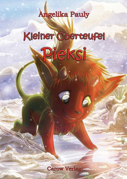 Kleiner Oberteufel Pieksi | Bundesamt für magische Wesen