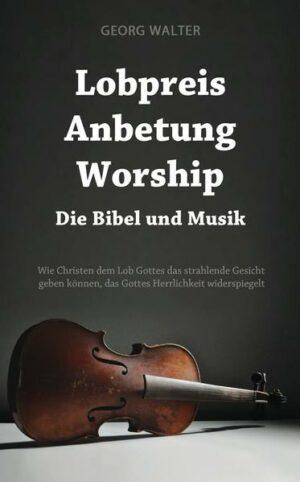 Lobpreis - Anbetung - Worship | Bundesamt für magische Wesen
