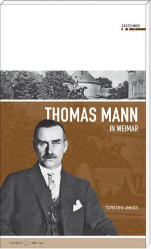 Thomas Mann in Weimar   Bundesamt für magische Wesen