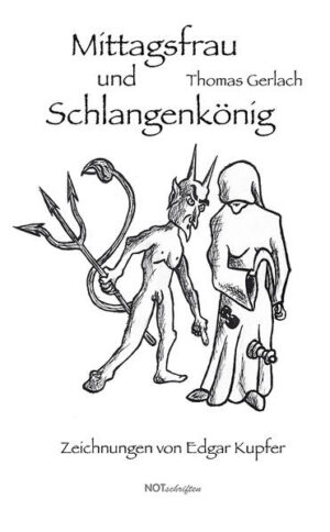 Mittagsfrau und Schlangenkönig | Bundesamt für magische Wesen