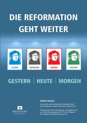 Die Reformation geht weiter | Bundesamt für magische Wesen