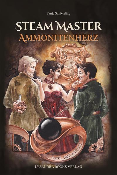 Steam Master / Ammonitenherz   Bundesamt für magische Wesen