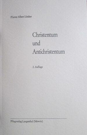 Christentum und Antichristentum   Bundesamt für magische Wesen