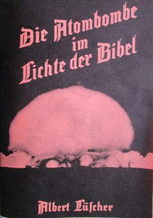 Die Atombombe im Lichte der Bibel   Bundesamt für magische Wesen
