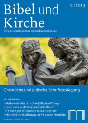 Bibel und Kirche / Christliche und jüdische Schriftauslegung