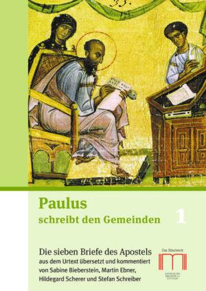 Paulus schreibt den Gemeinden Set: Band 1 und Band 2 // Die echten Paulusbriefe: aus dem Urtext neu übersetzt und kommentiert