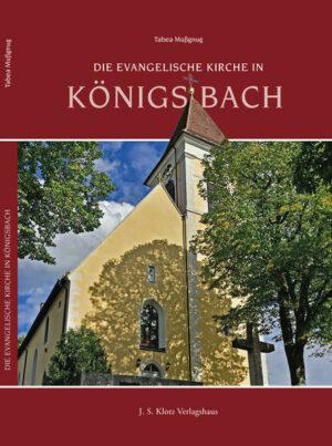 Die Evangelische Kirche in Königsbach   Bundesamt für magische Wesen