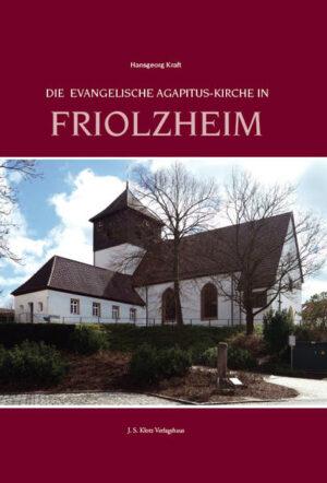 Die Evangelische Agapitus-Kirche in Friolzheim   Bundesamt für magische Wesen