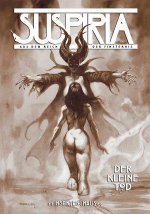 Suspiria aus dem Reich der Finsternis - 2. Auflage