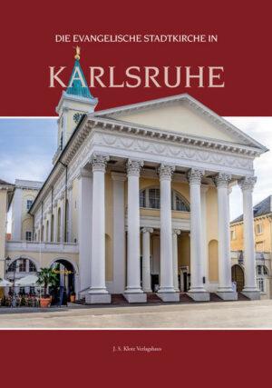 Die evangelische Stadtkirche in Karlsruhe   Bundesamt für magische Wesen