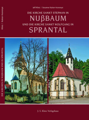 Die Kirche Sankt Stephan in Nußbaum und die Kirche Sankt Wolfgang in Sprantal   Bundesamt für magische Wesen