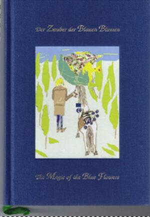 Der Zauber der blauen Blumen. The magic of the blue flowers | Bundesamt für magische Wesen