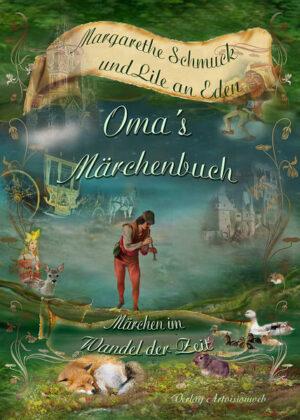Oma's Märchenbuch | Bundesamt für magische Wesen