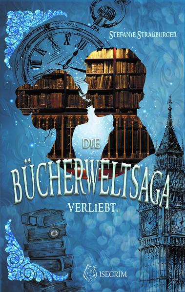Die Bücherwelt-Saga | Bundesamt für magische Wesen