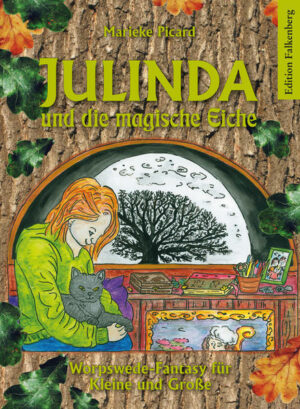 Julinda und die magische Eiche   Bundesamt für magische Wesen