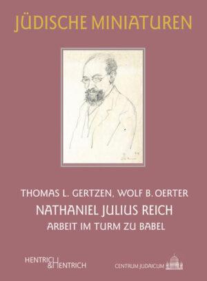 Nathaniel Julius Reich | Bundesamt für magische Wesen