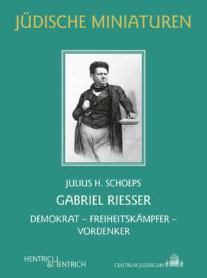 Gabriel Riesser | Bundesamt für magische Wesen