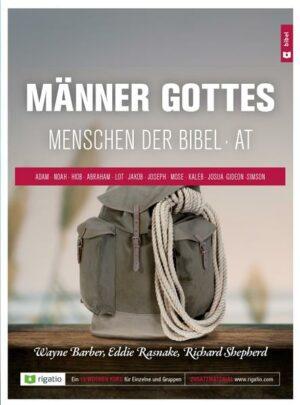 Männer Gottes - Menschen der Bibel AT   Bundesamt für magische Wesen