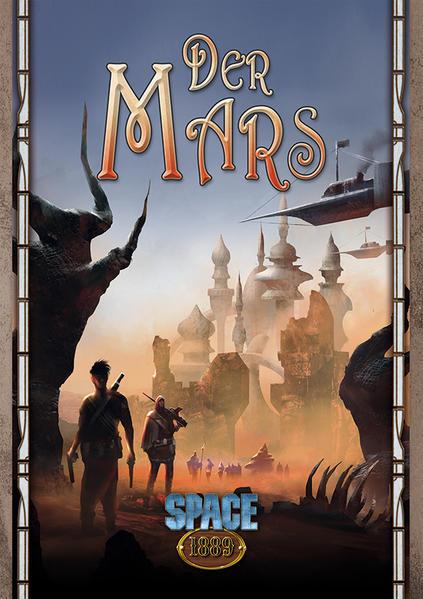 Der Mars | Bundesamt für magische Wesen
