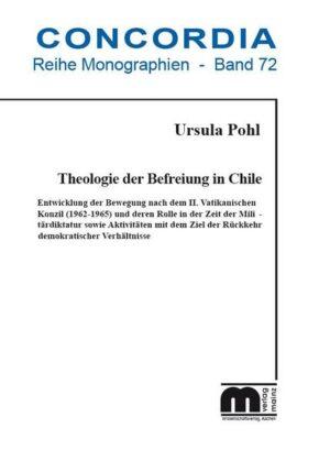 Theologie der Befreiung in Chile   Bundesamt für magische Wesen