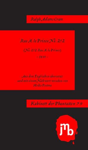 Rue M. le Prince No. 252