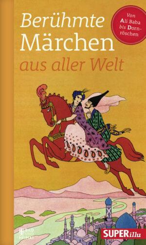Berühmte Märchen aus aller Welt 1 | Bundesamt für magische Wesen