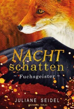 Nachtschatten 2.5 : FuchsGeister | Bundesamt für magische Wesen