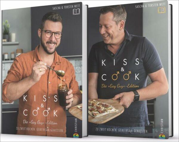 Kiss & Cook: Die »Gay Guy«-Edition: Zu zweit kochen. Gemeinsam genießen.   Bundesamt für magische Wesen