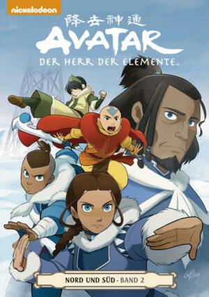 Avatar – Der Herr der Elemente 15   Bundesamt für magische Wesen