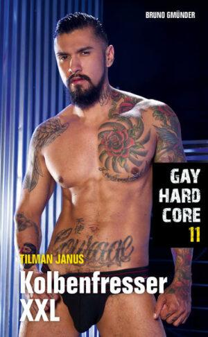 Gay Hardcore 11: Kolbenfresser XXL | Bundesamt für magische Wesen