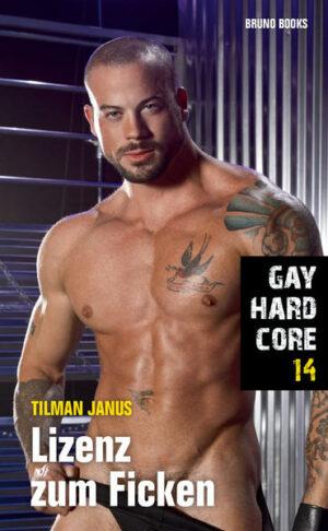 Gay Hardcore 14: Lizenz zum Ficken | Bundesamt für magische Wesen