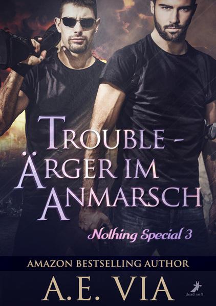 Nothing special 3: Trouble - Ärger im Anmarsch   Bundesamt für magische Wesen