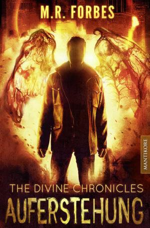 THE DIVINE CHRONICLES 1 - AUFERSTEHUNG | Bundesamt für magische Wesen