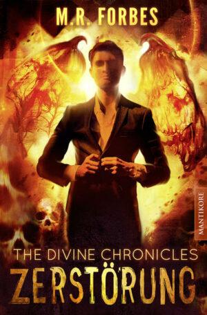 THE DIVINE CHRONICLES 3 - ZERSTÖRUNG | Bundesamt für magische Wesen