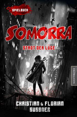 Somorra - Stadt der Lüge