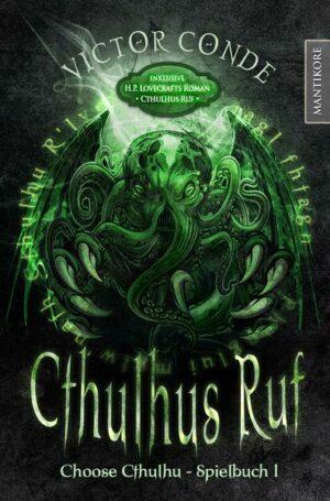 Choose Cthulhu 1 - Cthulhus Ruf | Bundesamt für magische Wesen