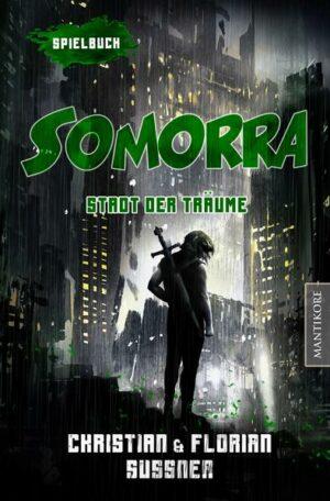 Somorra - Stadt der Träume   Bundesamt für magische Wesen